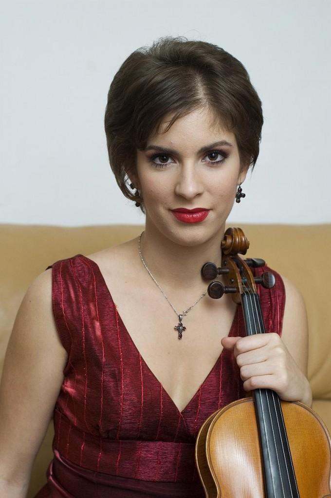 Concert Ioana Cristina Goicea