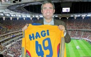 Gica Hagi la 49 de ani