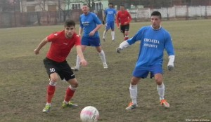 Muncitorul Resita-FC Caransebes in meci amical