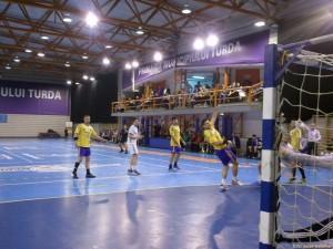 Potaissa Turda a câştigat la masa verde meciul cu HCM Baia Mare