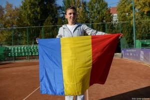 Simona Halep, turneu WTA la Bucuresti