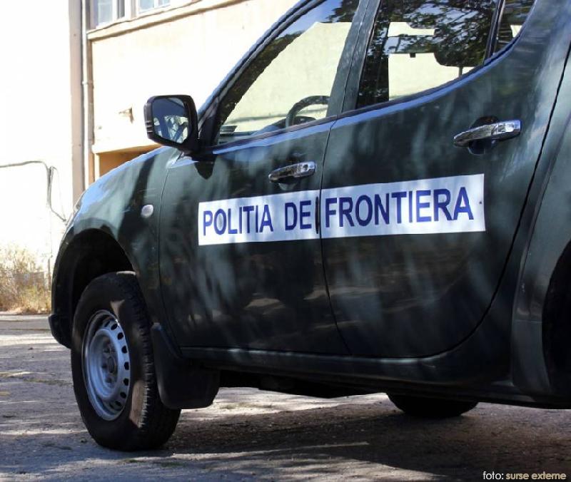 masina politie de frontiera