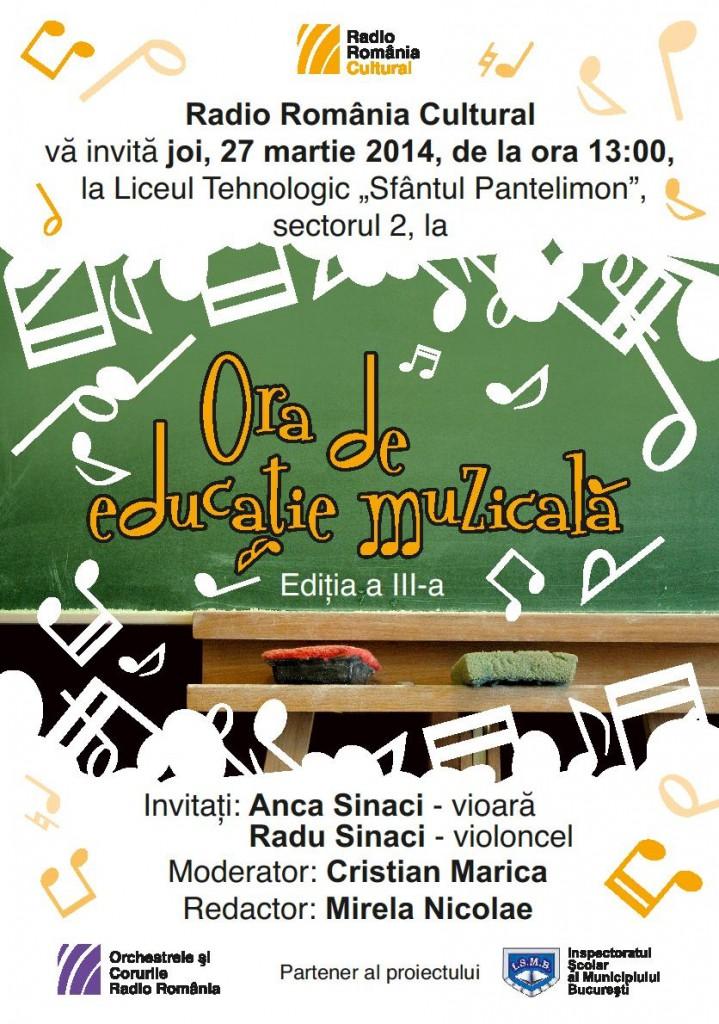 Ora de educatie muzicala 27mar