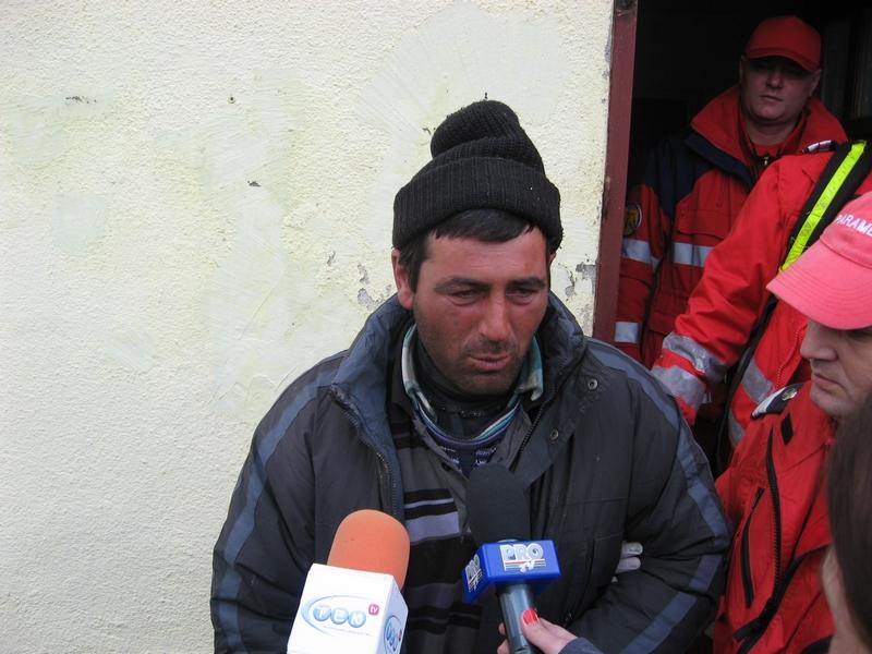 pompieri disparut