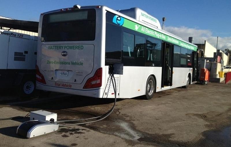 Microbuze electrice