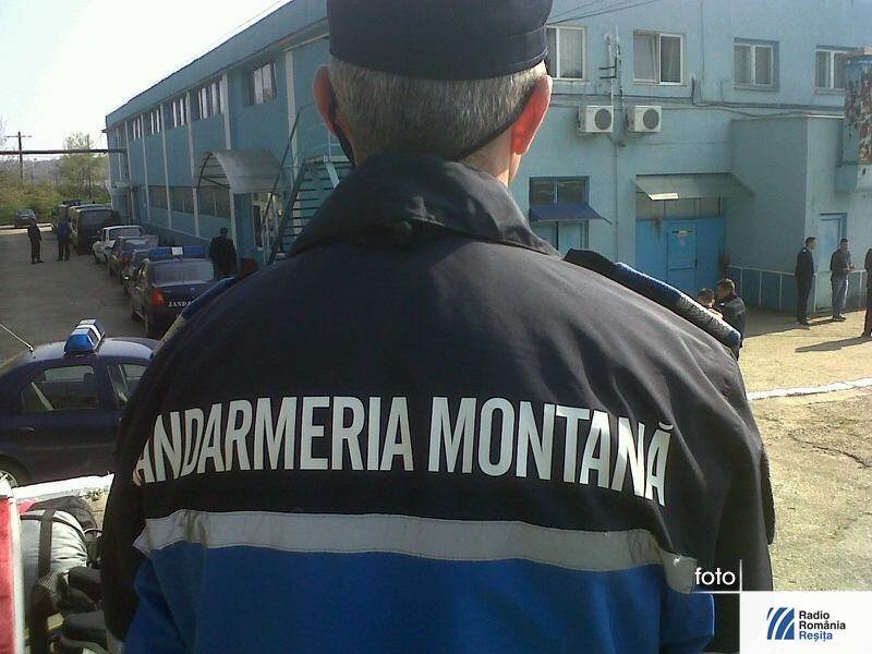 jandarmeria montana