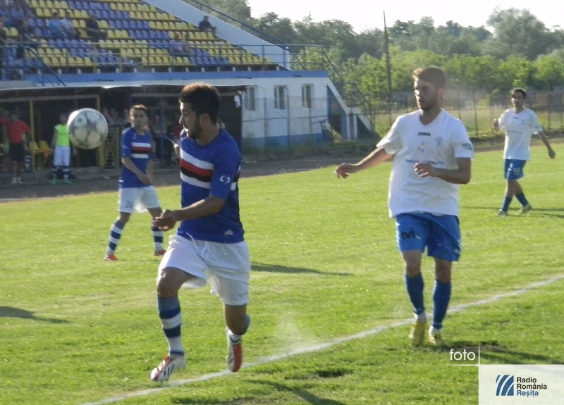 FC Caransebes - Millenium Giarmata 7