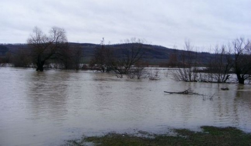 Inundatii in Mehedinti