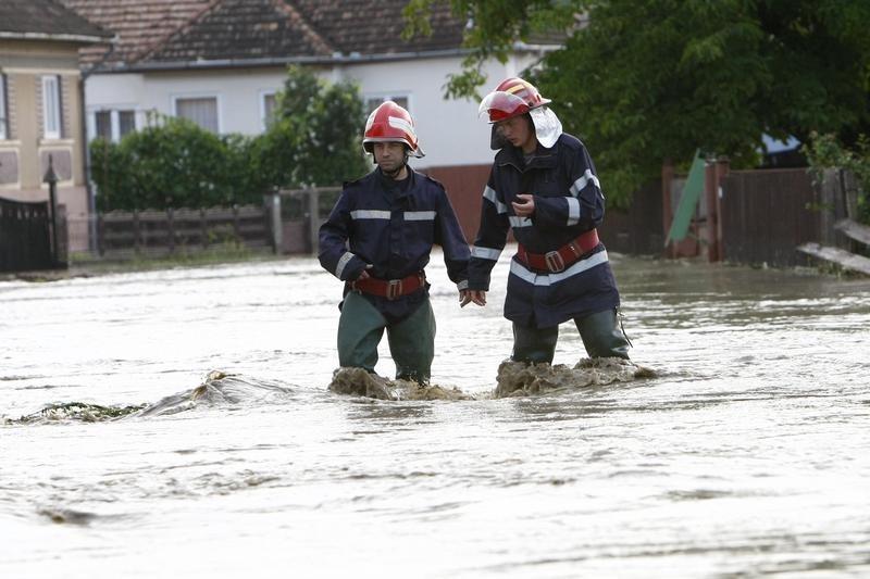 inundatie MH