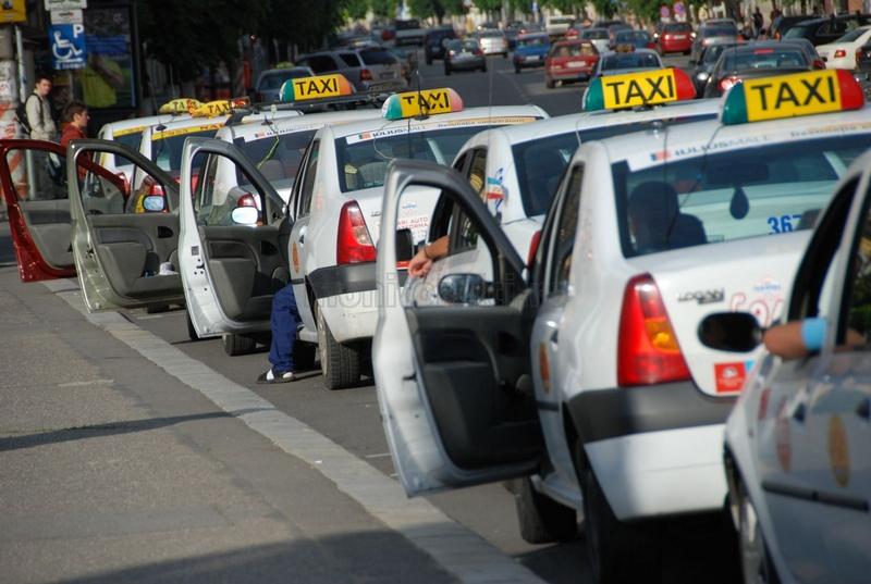 taxi taximetre RP