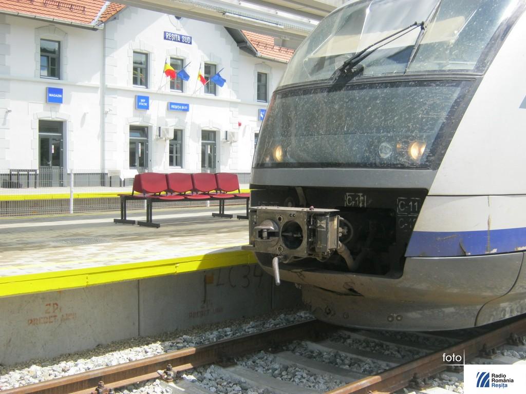 tren gara sud