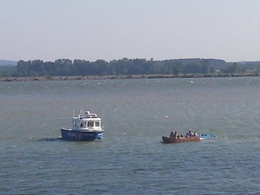 hidro pe Dunare