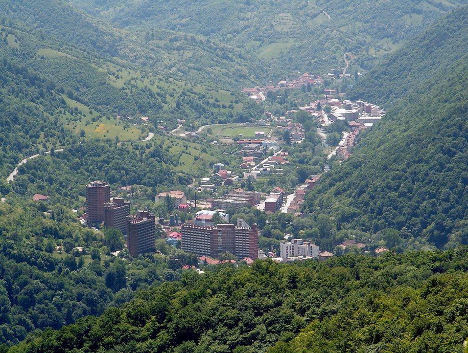 Băile Herculane, cea mai veche staţiune din România