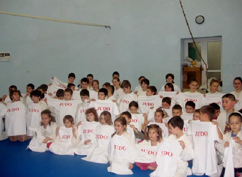 Judoka de la Energetica din Caransebes