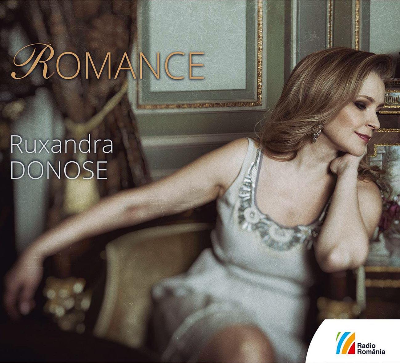 Ruxandra Donose Coperta Romance