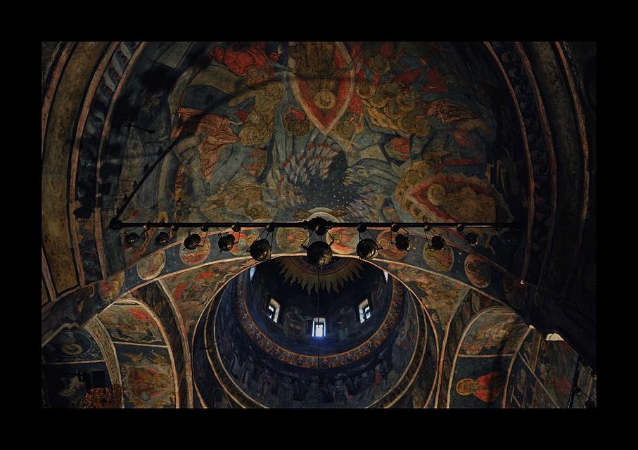 Stavropoleos interior 1