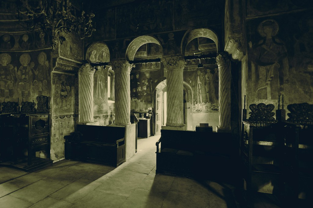 Stavropoleos interior 2