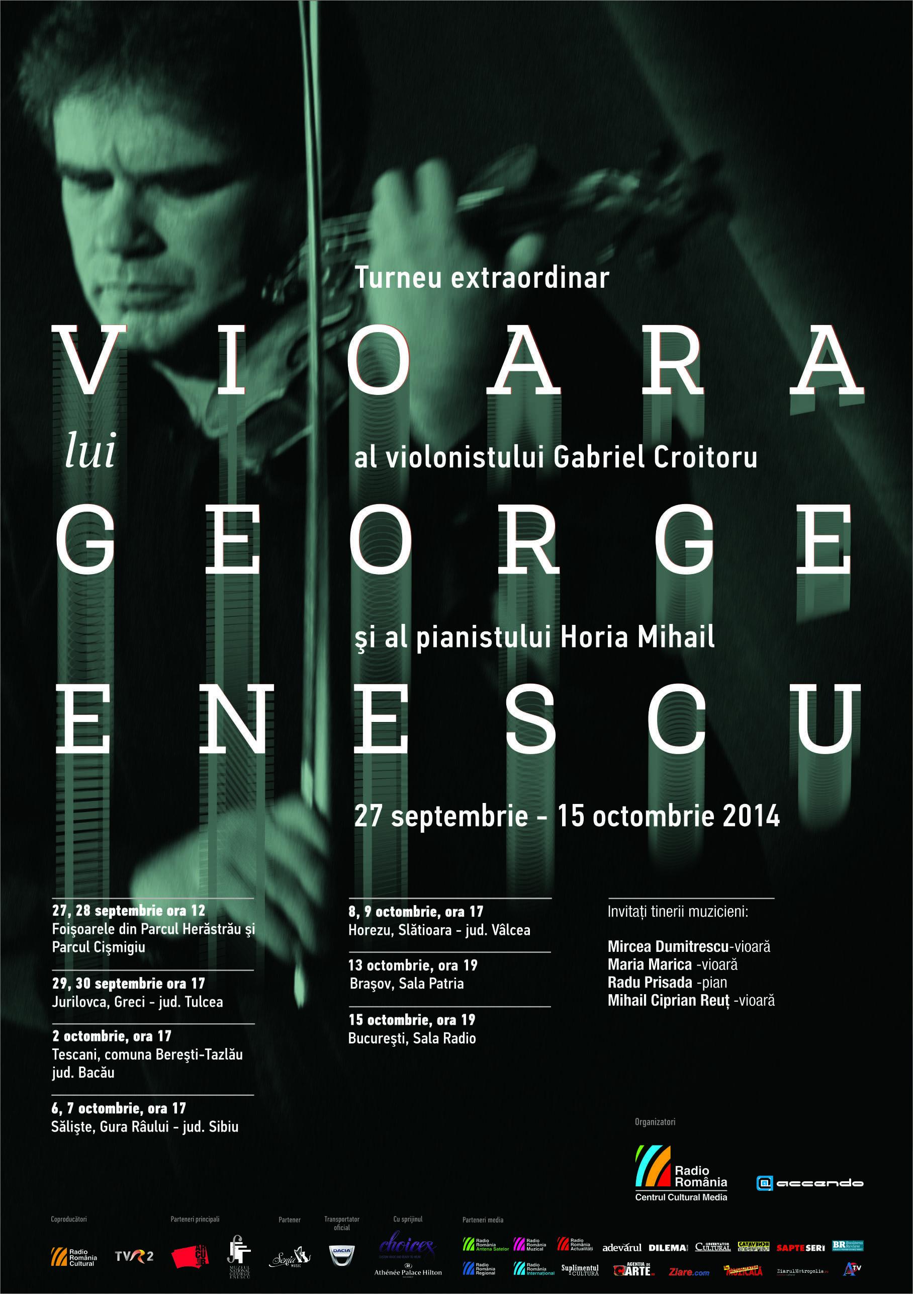 Vioara lui Enescu 2014 afis final
