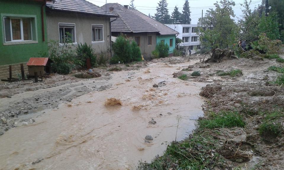 inundatii orsova