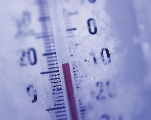 termometru, frig