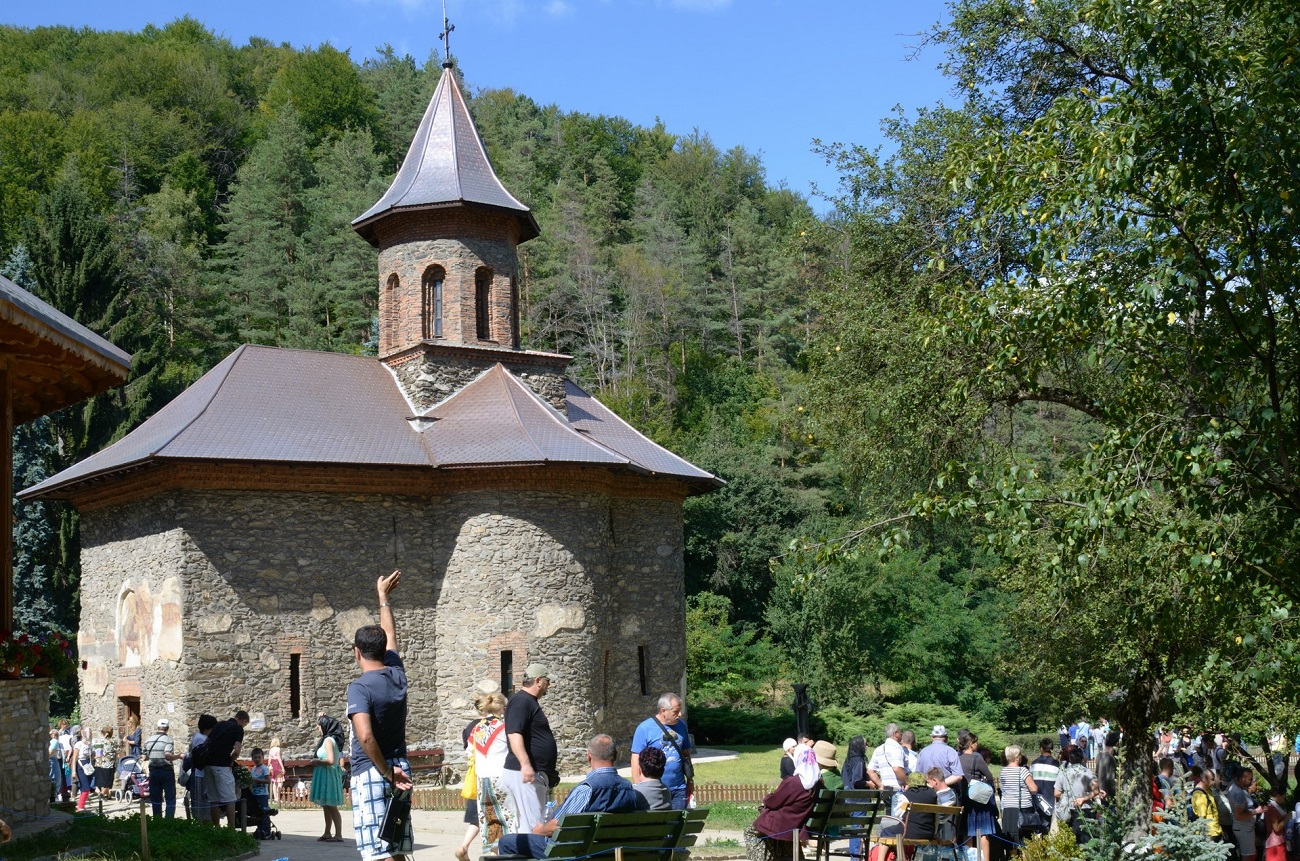 Mănăstirea Prislop-Hateg (5)