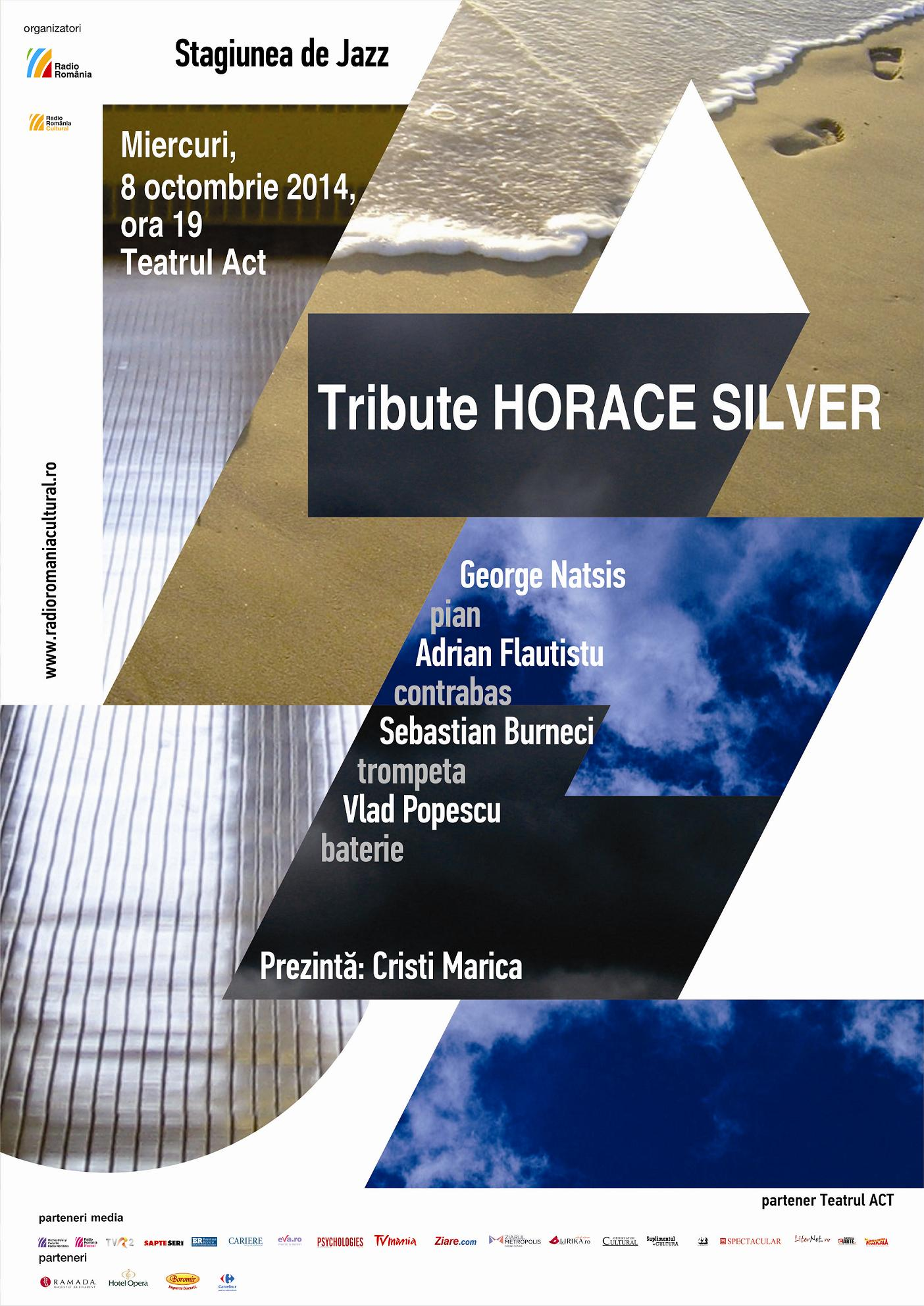 Tribute Horace Silver