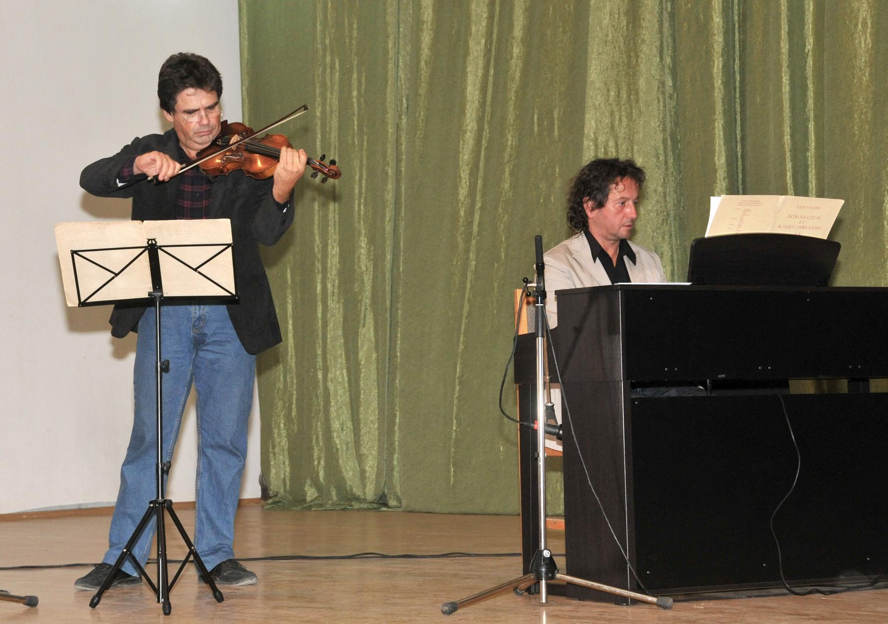 Vioara lui Enescu Greci