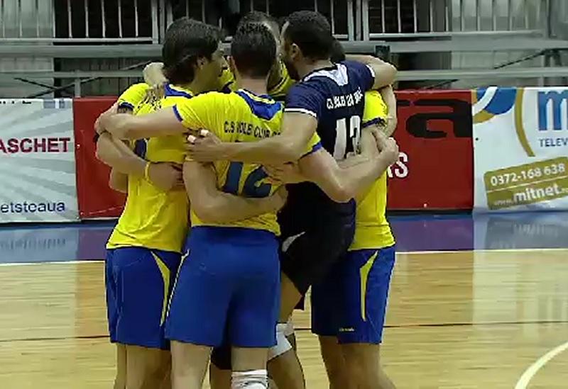Banatul Caransebes a invins Steaua in etapa a 8-a