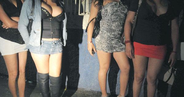 proxenetism, prostitutie