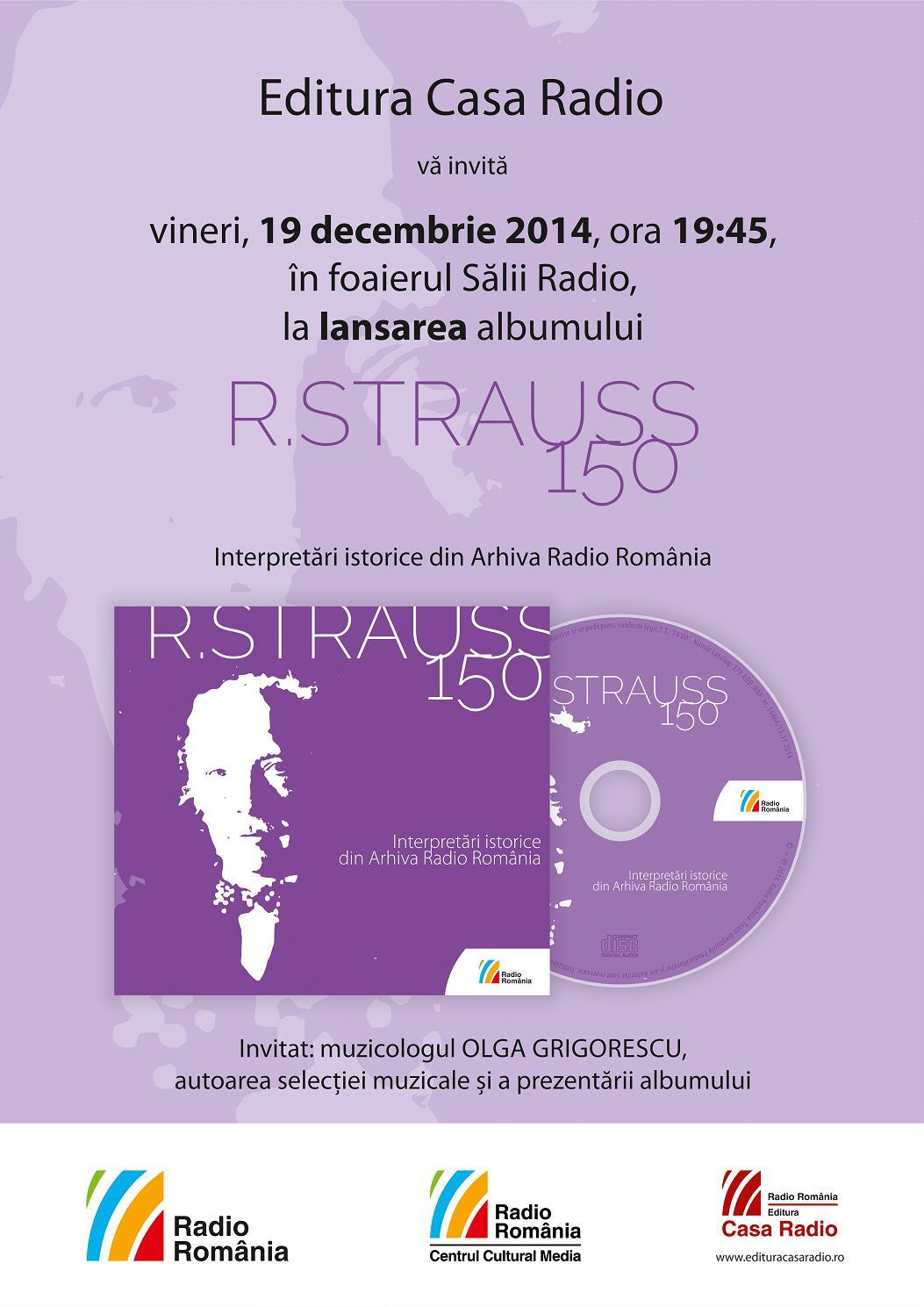 R Strauss afis