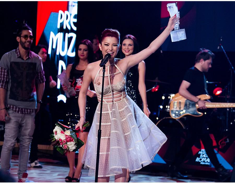 Premiile muzicale Radio România – Elena Gheorghe