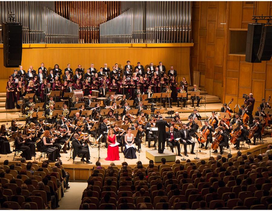Concertele Orchestrei Naționale Radio au fost aplaudate de 78.000 specatori la Sala Radio