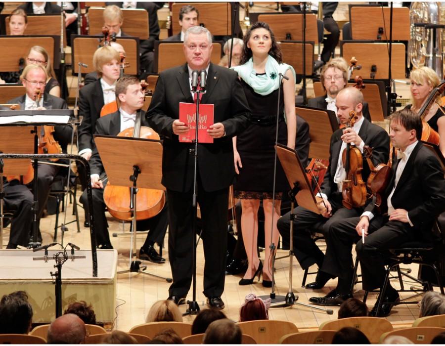 RadiRo Festivalul Internațional al Orchestrelor Naționale Radio, ediția a II-a / peste 8000 de spectatori, 5 orchestre radio europene, 15 soliști și dirijori