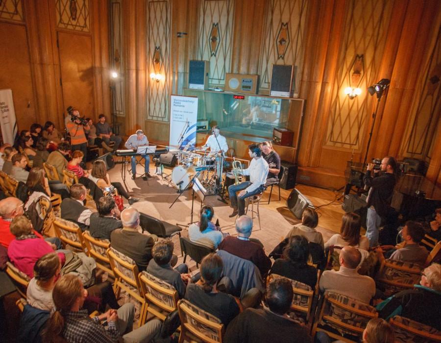 Proiectul Kotta / concerte live la sala de concerte Radio Tg. Mureș / transmisie on-air și on-line