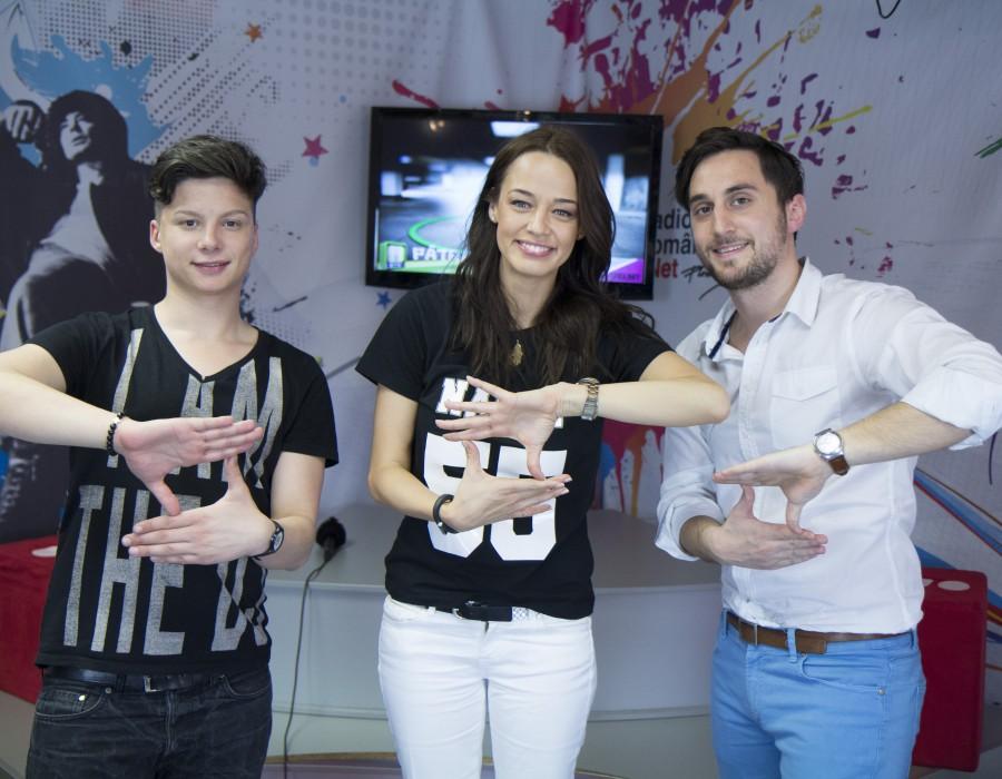 """Radio România 3 Net """"Florian Pittiș"""" Pentru toți cei care cred că viitorul radioului e online: www.radio3net.ro"""