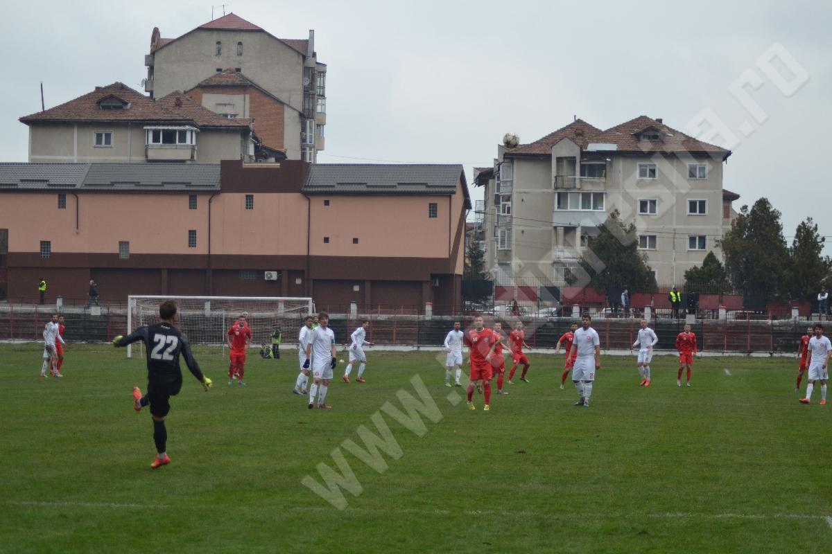 Metalul Resita-FC Olt