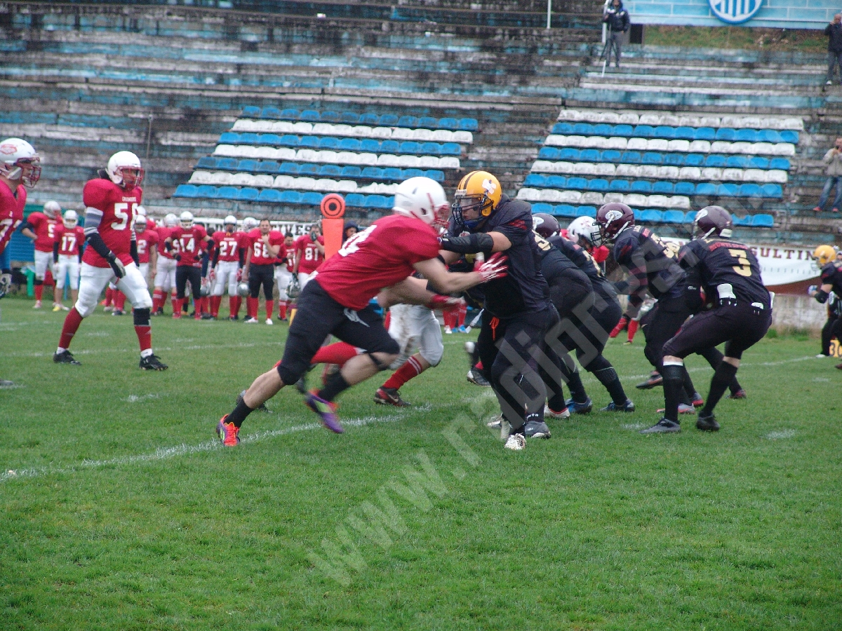 Resita Locomotives-Cluj Crusaders (2)