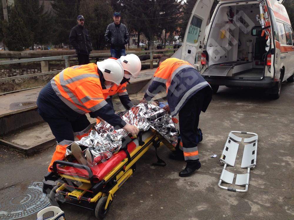 pompieri accident, evacuare cutremur (5)
