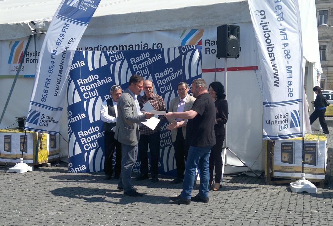 Gaudeamus Trofeu locul 1 Editura Scoala Ardeleana