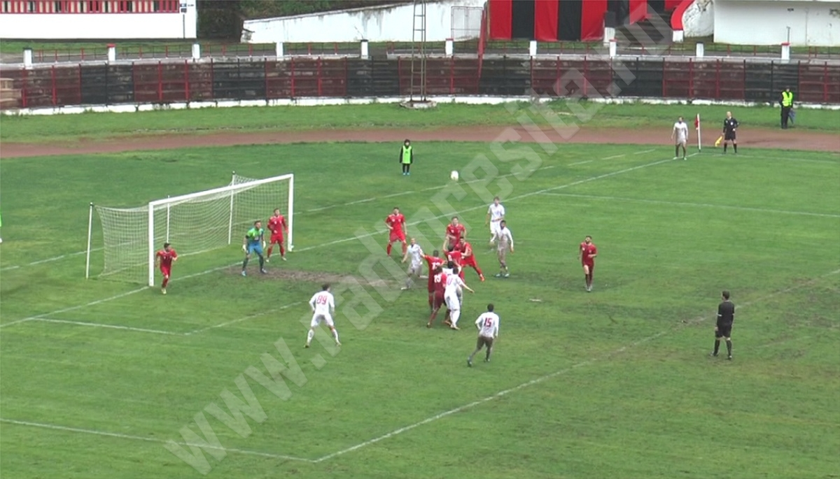 Metalul-FC Olt in play-off (3)
