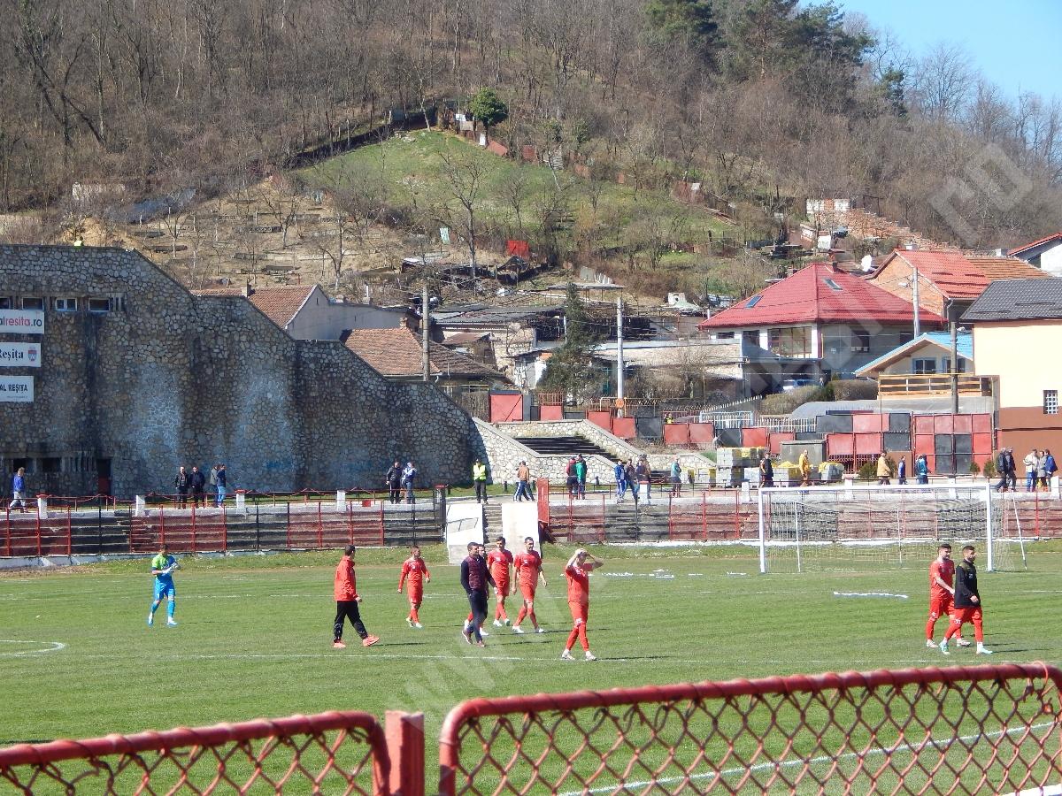 Metalul Resita dupa meciul cu FC Caransebes (1)