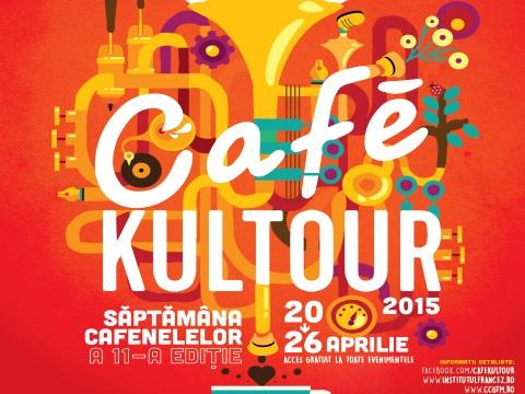 cafea si cultura, cafekultour - debanat.ro