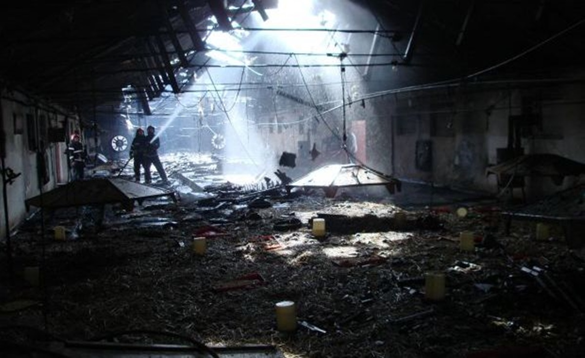 incendiu ferma - radiocluj.ro