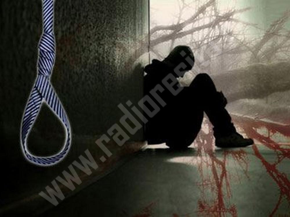 sinucideri, spanzurat