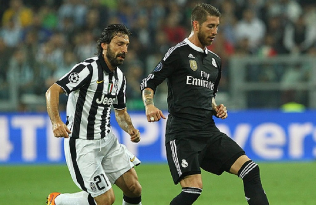 Juventus - Real Madrid 2-1 in mansa tur a semifinalelor