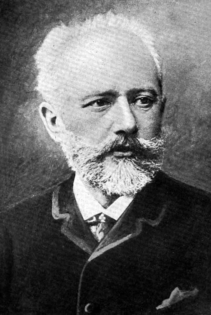 PiotrIlici Ceaikovski