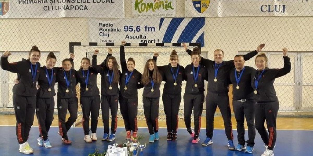 Universitatea Resita, medalii de bronz la junioare 1