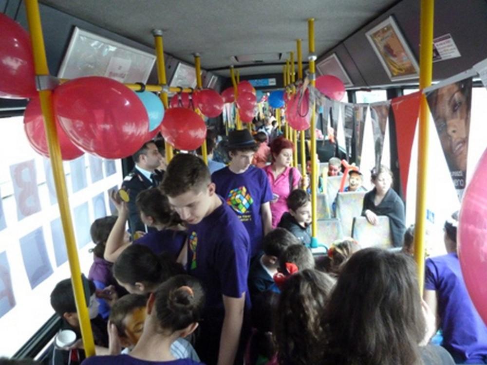 autobuz copilarie