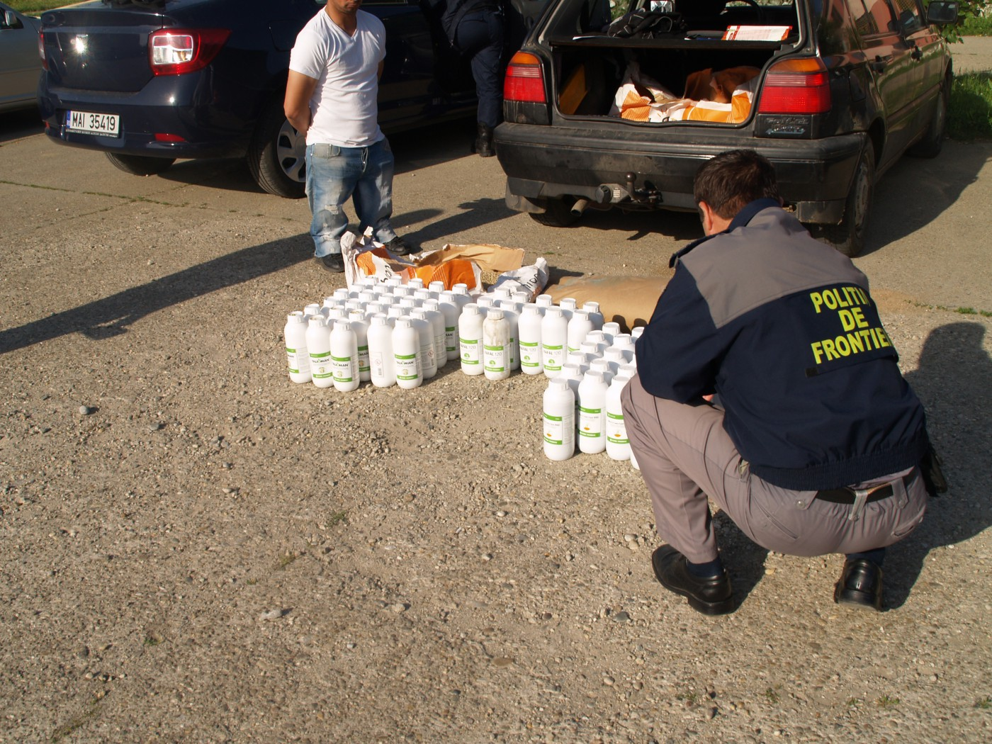 contrabanda pesticide