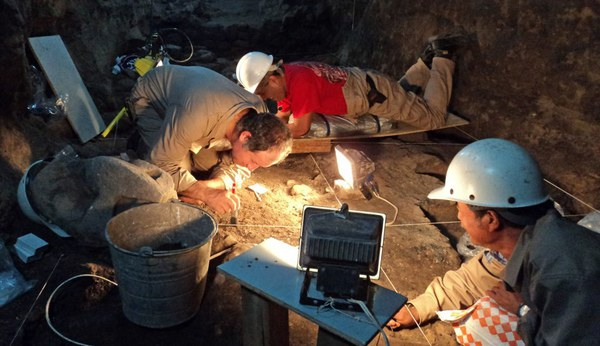 descoperire azteca